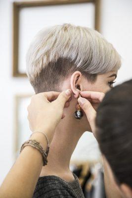 Large-bead-earring